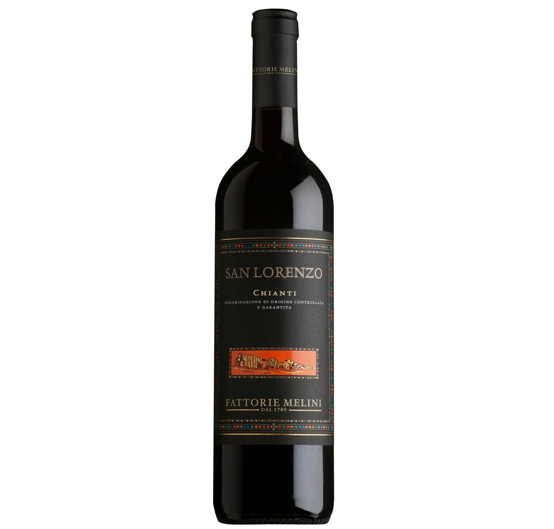 SAN LORENZO Chianti DOCG - Fattorie Melini 0,75L