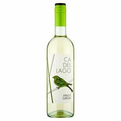 Pinot Grigio IGT Provincia di Pavia - Ca' del Lago 0,75L