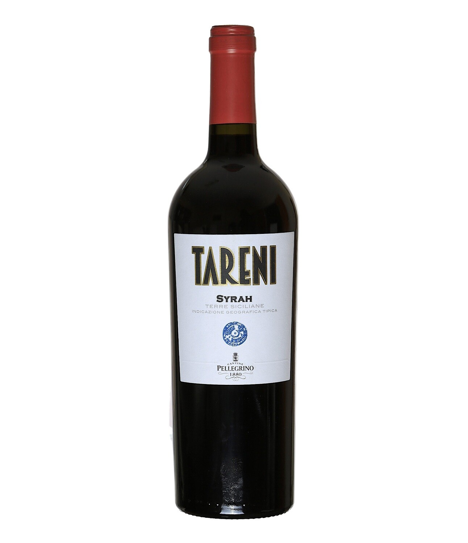 TARENI SYRAH IGT Terre Siciliane, Cantine Pellegrino 0,75L