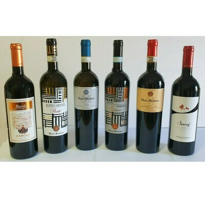 PIEDMONT CLASSIC'S 6 bottles