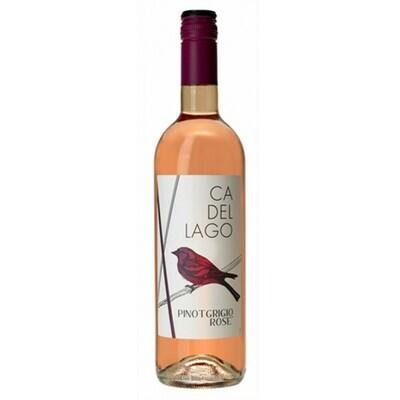 Pinot Grigio DOC Delle Venezie Rosato - Ca' del Lago 0,75L ABV 12%