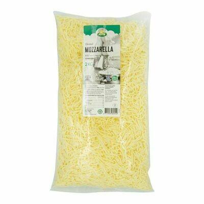 GRATED MOZZARELLA ARLA (100%) - 2kg