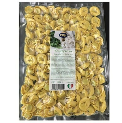 TORTELLONI SPINACH AND RICOTTA - 1kg