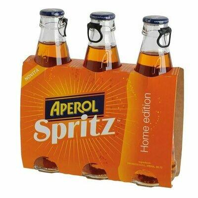 APEROL SPRITZ HOME EDITION ABV 9% - 3x17.5cl