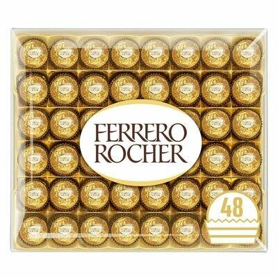 FERRERO ROCHER CLASSICS GIFT BOX 48pc - 518gr