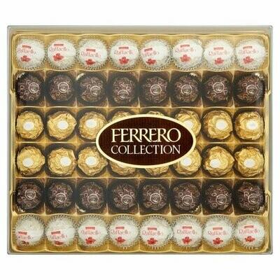 FERRERO ROCHER COLLECTION GIFT BOX 48pc - 518gr