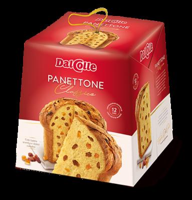 DAL COLLE PANETTONE CLASSICO - 1kg