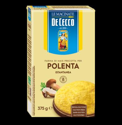 DE CECCO INSTANT POLENTA Gluten free - 375gr