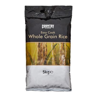 EASY COOK LONG GRAIN BROWN RICE - 5kg