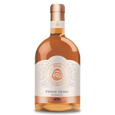 Ro'si IGP Puglia Pinot Nero Rosato, Masca del Tacco - 0,75L ABV 13%