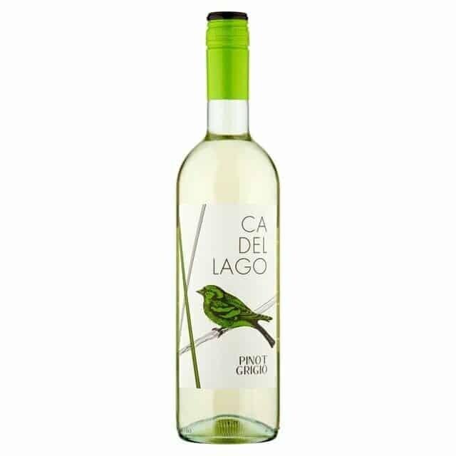 Pinot Grigio DOC Delle Venezie - Ca' del Lago 0,75L ABV 12%