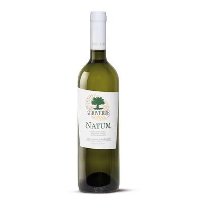 Trebbiano DOC Natum (Organic Vegan), Agriverde - 0,75L ABV 13%