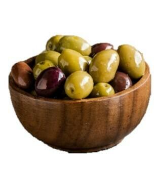 MARINATED MIXED OLIVES - 3kg (1.5kg Net)