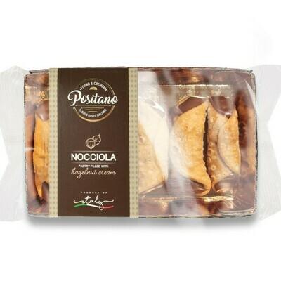 CANNOLI SICILIANI HAZELNUT CHOCOLATE - 170gr (6pc) BEST BEFORE 25/06/21