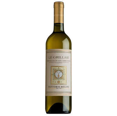 Le Grillaie Vernaccia Di San Gimignano DOCG, Fattorie Melini - 0,75L ABV 13%