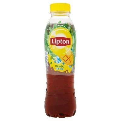 12x500ml LIPTON MANGO TEA BEST BEFORE  08/20