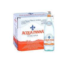 ACQUA PANNA STILL WATER GLASS - 12x750ml