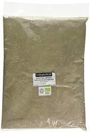 GROUND BLACK PEPPER - 1kg
