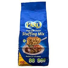 PAXO SAGE AND ONION STUFFING - 2.5kg