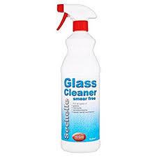 SECHELLE GLASS CLEANER SPRAY - 1lt