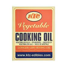 KTC VEGETABLE OIL BOX - 20lt