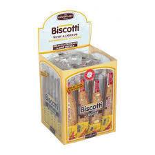 PAN DUCALE BISCOTTI ALMOND - 24x38g