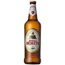 MORETTI BEER BOTTLES AVB 4.6% - 24x330ml