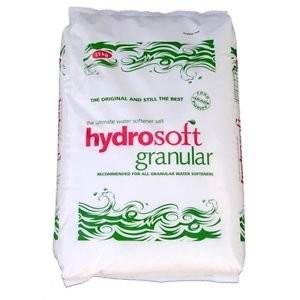 GRANULAR SALT - 25kg
