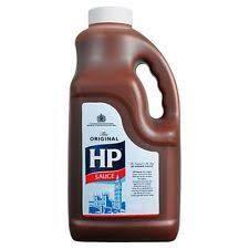 HP SAUCE REFILL - 2.3kg