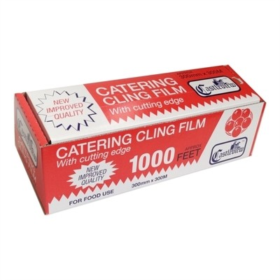 """12"""" CATERING CLING FILM - 300mt"""