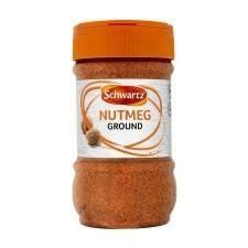 SCHWARTZ GROUND NUTMEG - 435gr