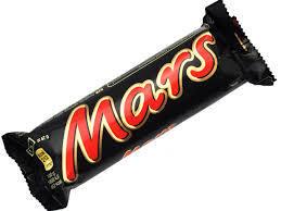 48x51gr MARS BAR