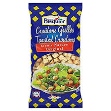 500g TOASTED CROUTONS