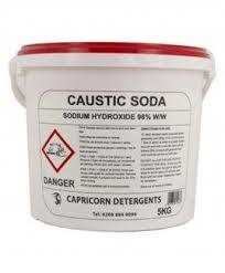 5kg CAUSTIC SODA