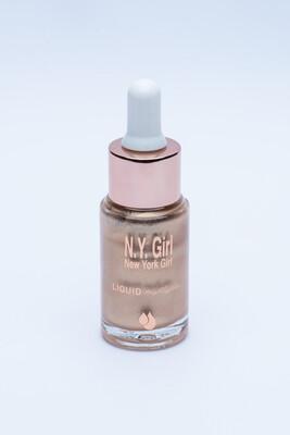 NYG Lay It Out Liquid Highlighter - New York Girl هايلايت سائل
