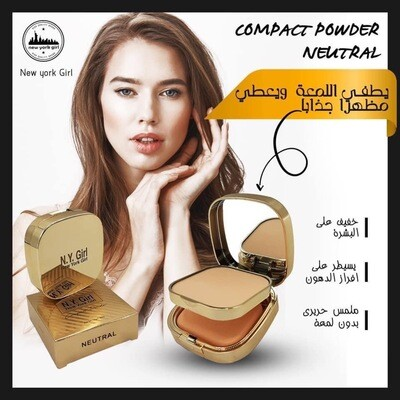 Compact Powder ( NEUTRAL ) - New