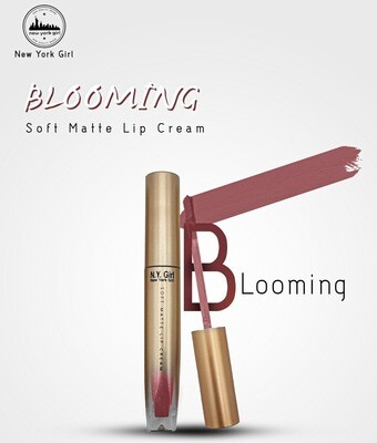 Soft Matte Lip Cream - Blooming