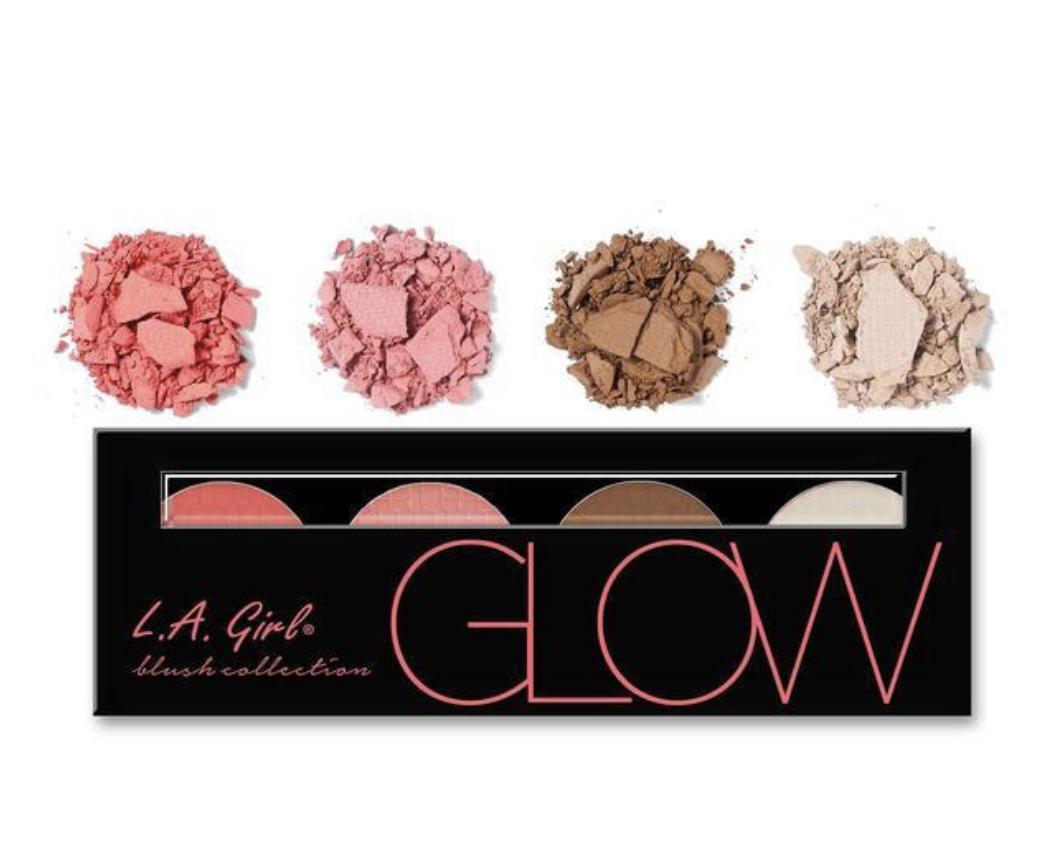 GBL571 Blush Collection - Glow بلش باليت