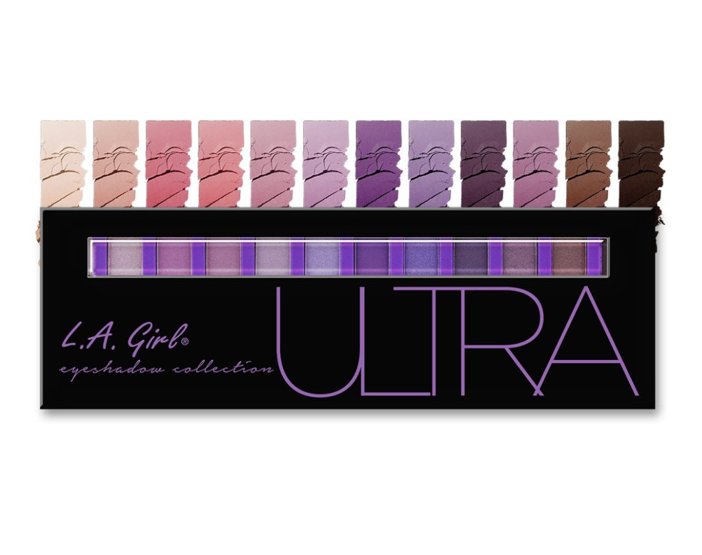 GES333 BEAUTY BRICK EYESHADOWS - ultra ظلال عيون