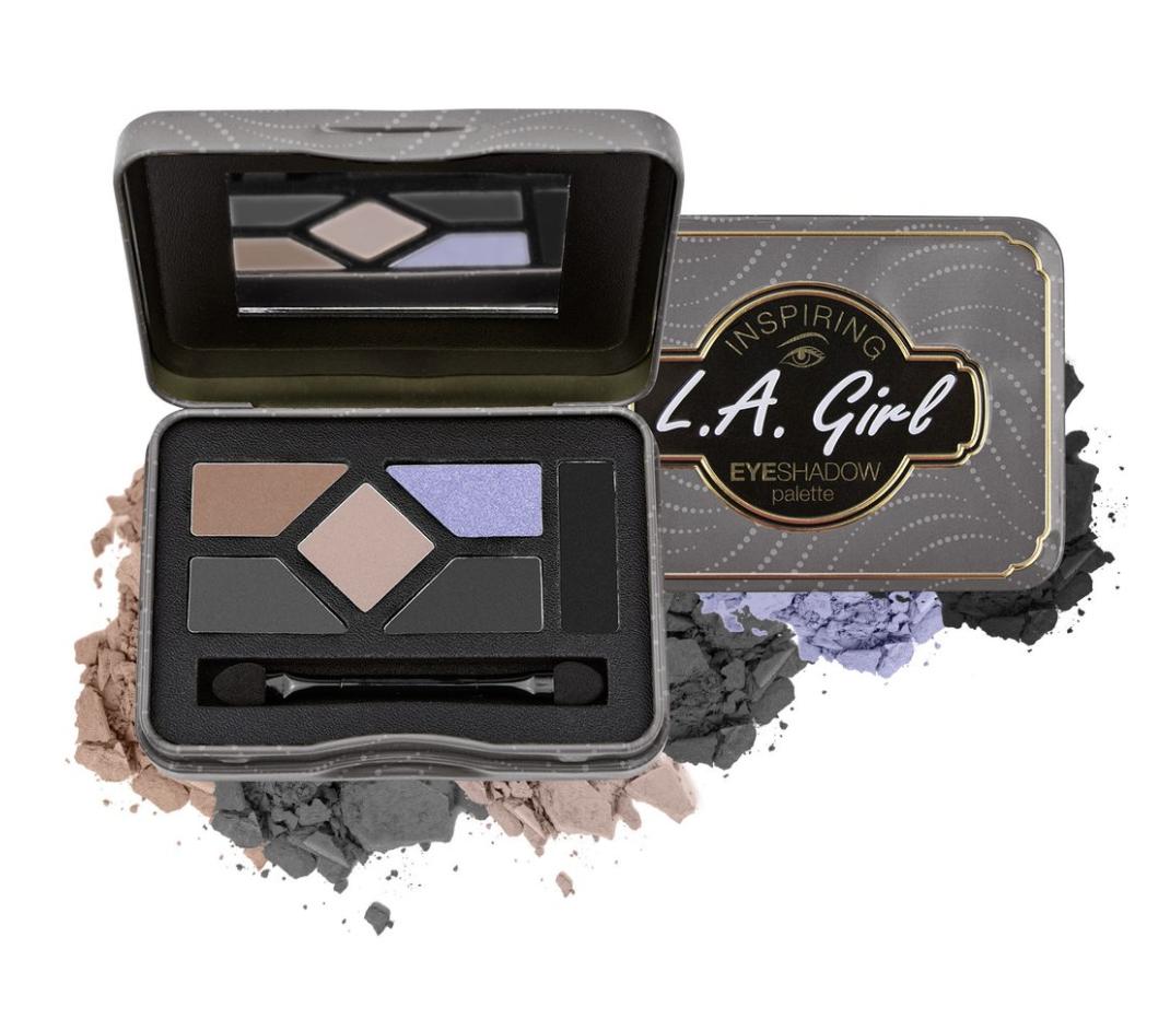 GES337 Inspiring Eyeshadow Palette - YOU'R SMOKIN HOT ظلال عيون