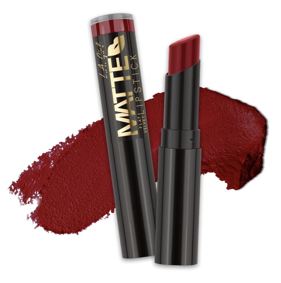 GLC811 Matte Velvet Lipstick - SPICY حمرة ستك مات
