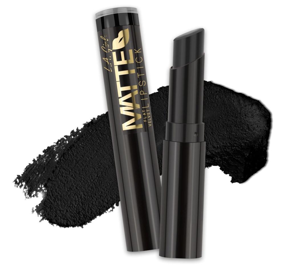 GLC826 Matte Velvet Lipstick - RAVEN