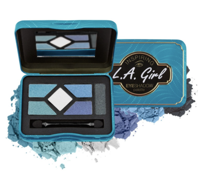 GES339 Inspiring Eyeshadow Palette - FABULOUS AND FEARLESS ظلال عيون