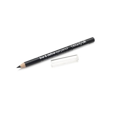 BE2049-1 Pencil Eyeliner no.1 black كحل خشبي