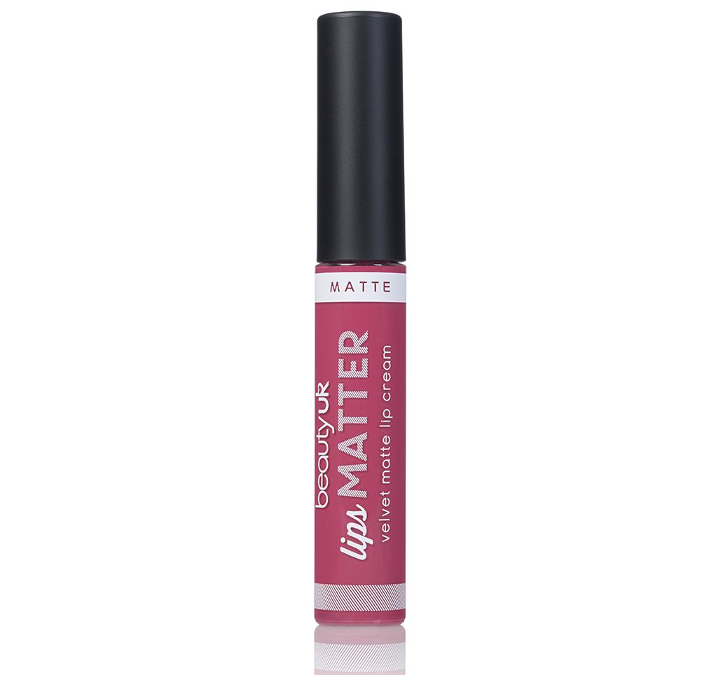 BE2164-4 Lips Matter - Shake Your Plum حمرة سائلة مات