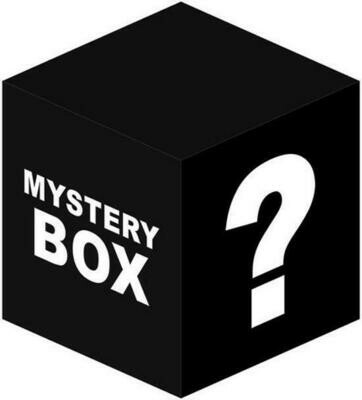 Action Figure Mystery Box (Marvel, DC, Ninja Turtles, & More) lot of 10