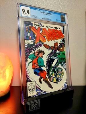 Uncanny X-Men #180 CGC 9.4 (1984)