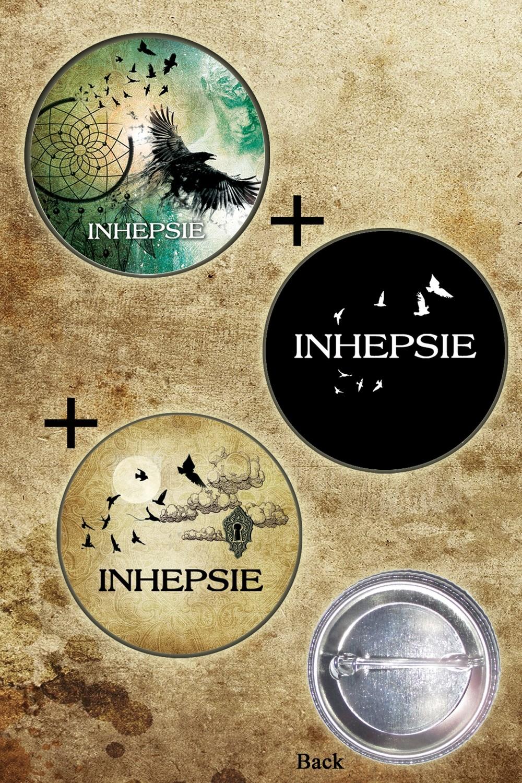 """Pack des 3 Badges """"Onirique"""""""