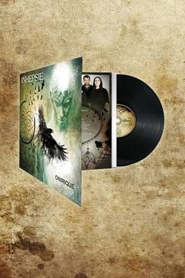 """Vinyle 33 Tours """"Onirique"""" + Download MP3"""