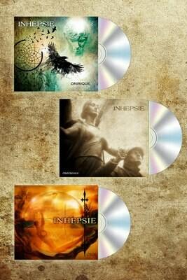 Pack des 3 derniers Albums